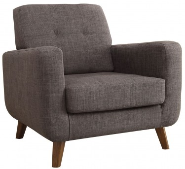 Coaster Martin Grey Modern Accent Chair Available Online in Dallas Fort Worth Texas