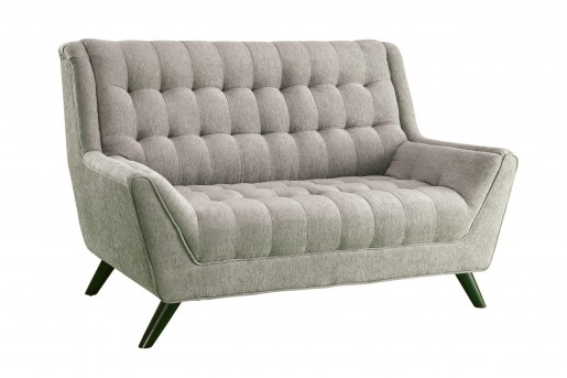 Coaster Natalia Grey Loveseat Available Online in Dallas Fort Worth Texas