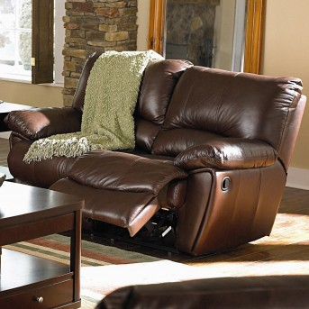 Coaster Clifford Brown Power Reclining Loveseat Available Online in Dallas Fort Worth Texas