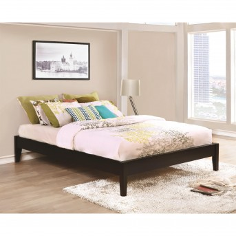 Coaster Hounslow Cappuccino Twin Platform Bed Available Online in Dallas Fort Worth Texas