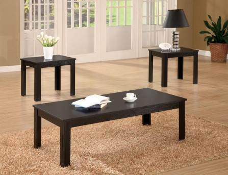 Coaster Carly 3pc Coffee Table Set Available Online in Dallas Fort Worth Texas