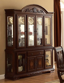 Homelegance Norwich Buffet & Hutch Available Online in Dallas Fort Worth Texas