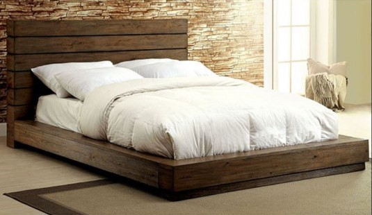 FOA Furniture Of America Coimbra Queen Bed Available Online in Dallas Fort Worth Texas