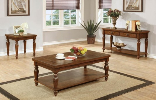 Jonas 3pc Coffee Table Set Available Online in Dallas Texas