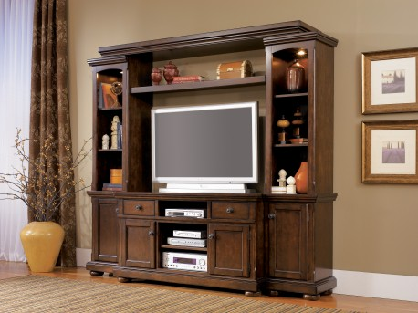 Porter Entertainment Center Available Online in Dallas Texas
