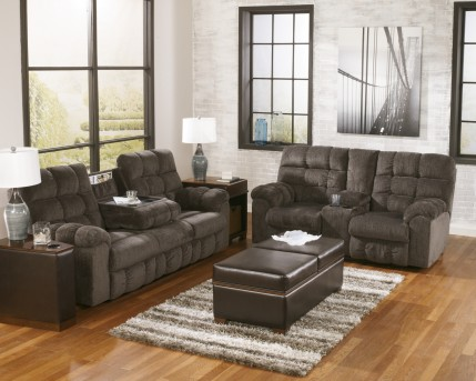 Ashley Acieona 2pc Recliner Sofa and Loveseat Set Available Online in Dallas Fort Worth Texas