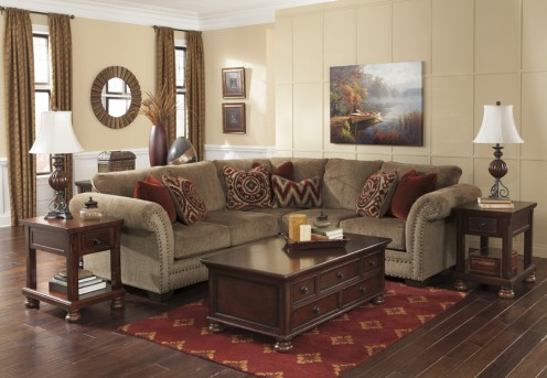 Ashley Porter 3pc Coffee Table Set Available Online in Dallas Fort Worth Texas