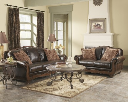 Ashley Rafferty 3pc Coffee Table Set Available Online in Dallas Fort Worth Texas