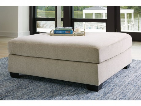 Ashley Enola Oversized Accent Ottoman Available Online in Dallas Fort Worth Texas