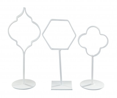 Acotas White Photo Holder Available Online in Dallas Texas