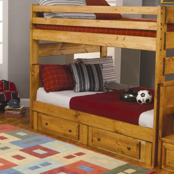 Coaster Wrangle Hill Full/Full Bunk Bed Available Online in Dallas Fort Worth Texas
