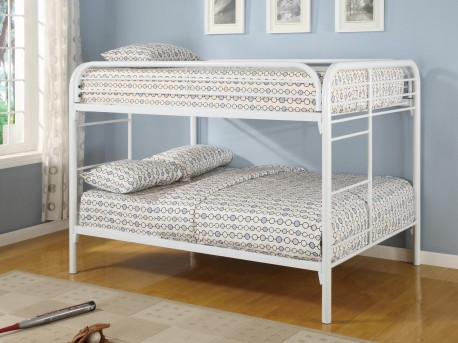 Coaster Fordham White Full/Full Bunk Bed Available Online in Dallas Fort Worth Texas
