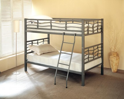 Coaster The Wave Twin/Twin Bunk Bed Available Online in Dallas Fort Worth Texas