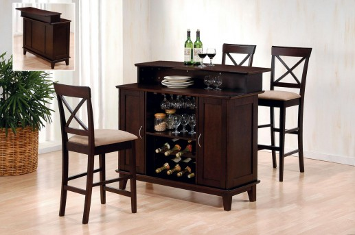 Coaster James Bar Unit Available Online in Dallas Fort Worth Texas