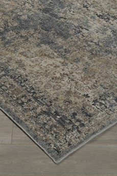 Ashley South Blue/Tan Large Rug Available Online in Dallas Fort Worth Texas