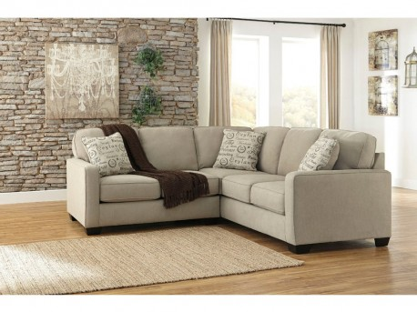 Ashley Alenya Right Arm Facing Sofa Available Online in Dallas Fort Worth Texas