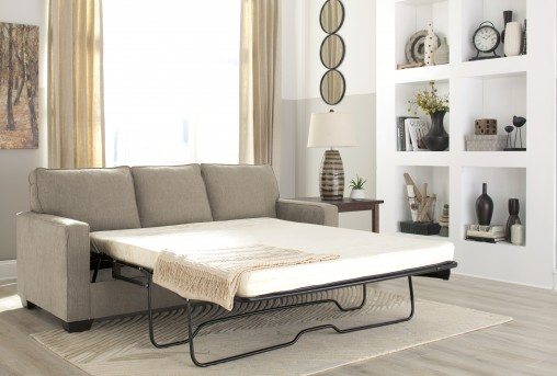 Ashley Zeb Quartz Queen Sofa Sleeper Available Online in Dallas Fort Worth Texas