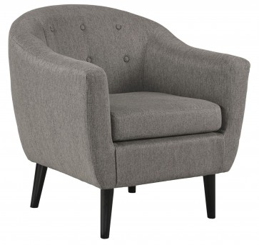 Ashley Klorey Charcoal Accent Chair Available Online in Dallas Fort Worth Texas