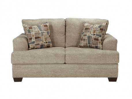 Ashley Barrish Loveseat Available Online in Dallas Fort Worth Texas
