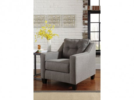 Ashley Brindon Charcoal Chair Available Online in Dallas Fort Worth Texas