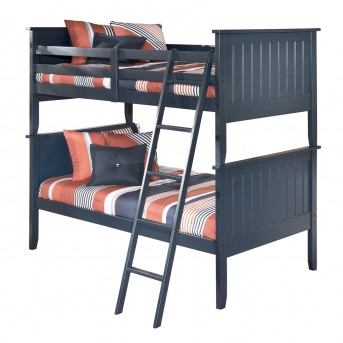Ashley Leo Twin/Twin Bunk Bed Panel Available Online in Dallas Fort Worth Texas
