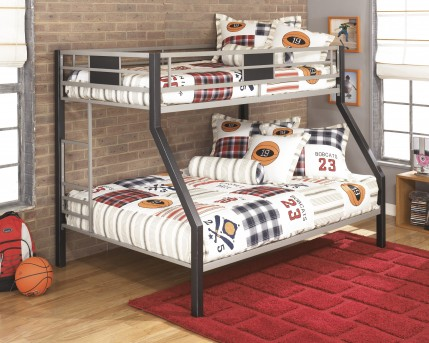 Ashley Dinsmore Twin / Full Bunk Bed Available Online in Dallas Fort Worth Texas