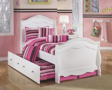 Exquisite Twin Trundle Bed Available Online in Dallas Fort Worth Texas