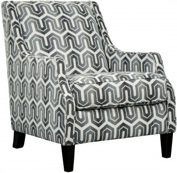 Ashley Gilmer Gunmetal Accent Chair Available Online in Dallas Fort Worth Texas