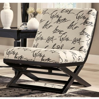 Ashley Levon Charcoal Showood Accent Chair Available Online in Dallas Fort Worth Texas