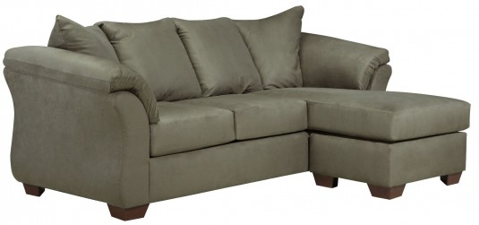 Ashley Darcy Sage Sofa Chaise Available Online in Dallas Fort Worth Texas