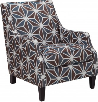 Ashley Brise Chestnut Accent Chair Available Online in Dallas Fort Worth Texas