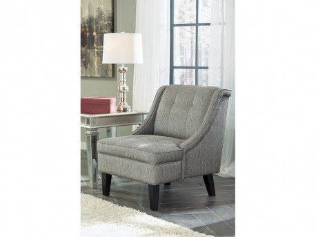 Ashley Gilman Charcoal Accent Chair Available Online in Dallas Fort Worth Texas