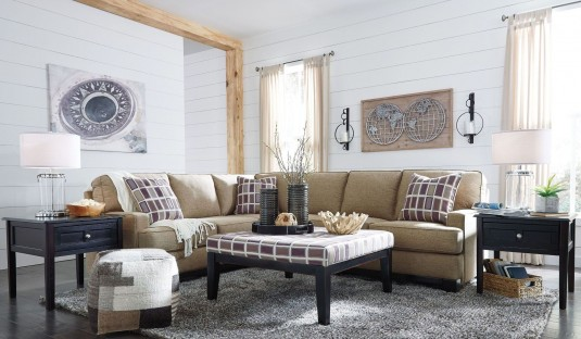 Larkhaven Amber Left Arm Facing Sectional Available Online in Dallas Fort Worth Texas