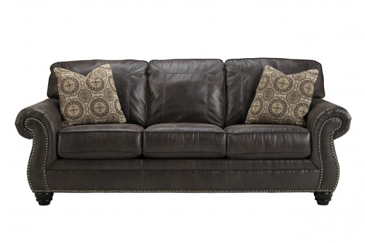 Ashley Breville Charcoal Sofa Available Online in Dallas Fort Worth Texas
