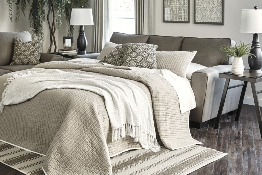 Ashley Calicho Queen Sofa Sleeper Available Online in Dallas Fort Worth Texas