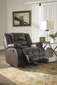 Ashley Levelland Cafe Power Rocker Recliner Available Online in Dallas Fort Worth Texas