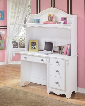 Ashley Exquisite Desk Hutch Available Online in Dallas Fort Worth Texas