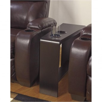 Ashley Carlyle Chair Side Table Available Online in Dallas Fort Worth Texas