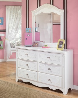 Ashley Exquisite Mirror Available Online in Dallas Fort Worth Texas