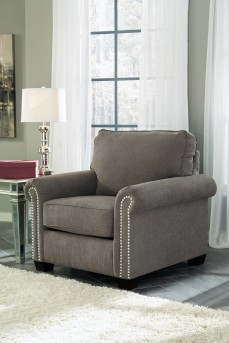Ashley Gilman Charcoal Chair Available Online in Dallas Fort Worth Texas