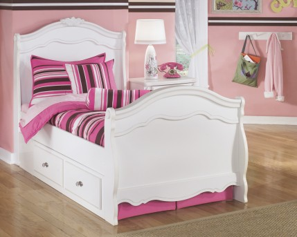 Ashley Exquisite Under Bed Storage Available Online in Dallas Fort Worth Texas