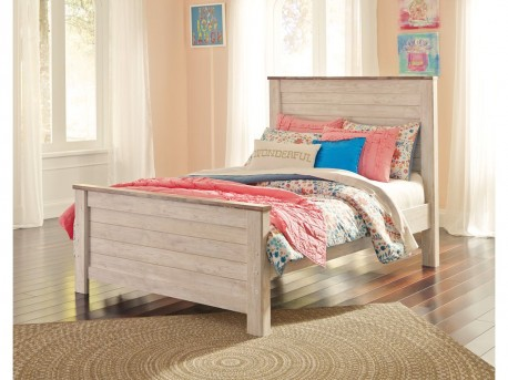 Ashley Willowton Full Panel Headboard Available Online in Dallas Fort Worth Texas