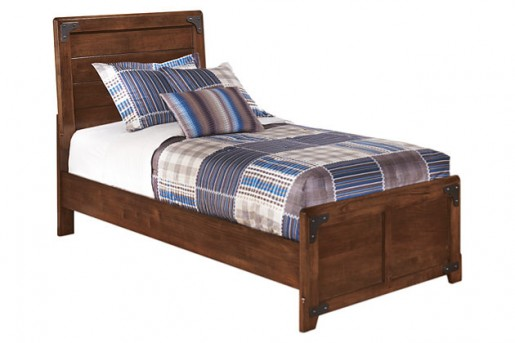 Delburne Twin Panel Headboard/Footboard Available Online in Dallas Fort Worth Texas