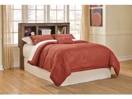 Trinell Full Bookcase Headboard Available Online in Dallas Fort Worth Texas