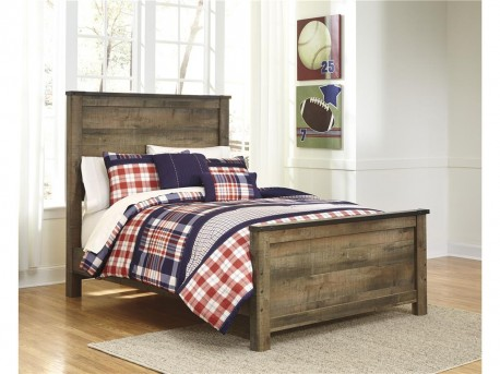Ashley Trinell Full Panel Footboard Available Online in Dallas Fort Worth Texas