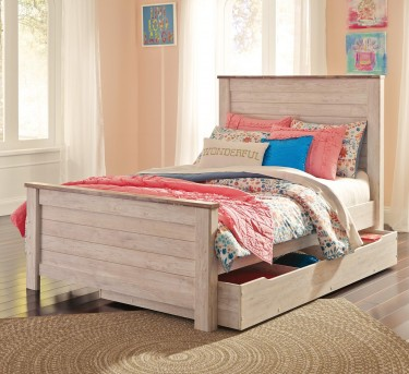 Ashley Willowton Under Bed Storage Available Online in Dallas Fort Worth Texas