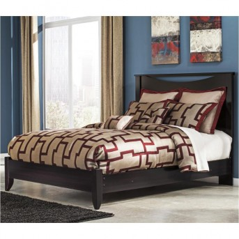 Ashley Zanbury Queen Panel Bed Available Online in Dallas Fort Worth Texas