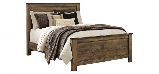 Ashley Trinell Queen Panel Bed Available Online in Dallas Fort Worth Texas