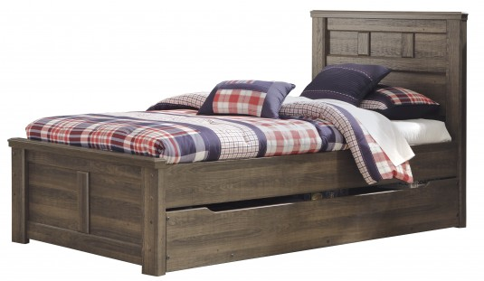 Ashley Juararo Full Panel Bed with Trundle Storage Available Online in Dallas Fort Worth Texas