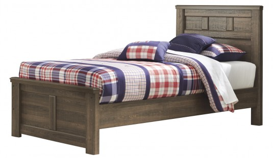 Ashley Juararo Twin Panel Bed Available Online in Dallas Fort Worth Texas
